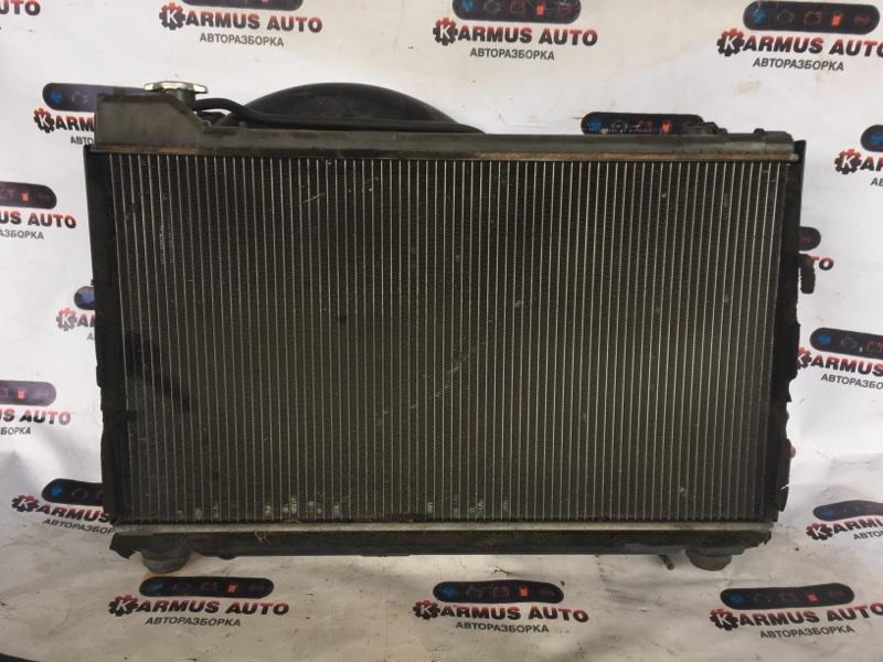 Радиатор основной Toyota Mark Ii Wagon Blit JZX110 1JZFSE