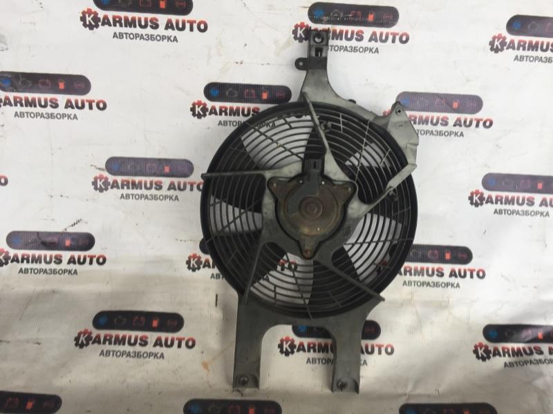 Диффузор радиатора Nissan Elgrand E51 VQ35DE