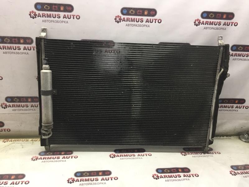 Радиатор кондиционера Nissan Fuga GY50 VK45DE
