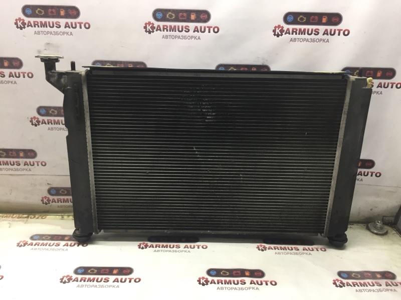 Радиатор основной Toyota Scion ANT10 1ZZFE