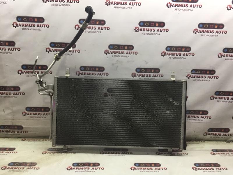 Радиатор кондиционера Nissan Skyline CPV35 VQ35DE