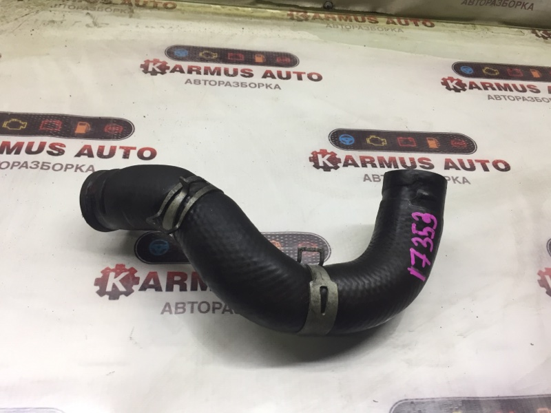 Патрубок радиатора Toyota Alphard ANH10 2AZFE