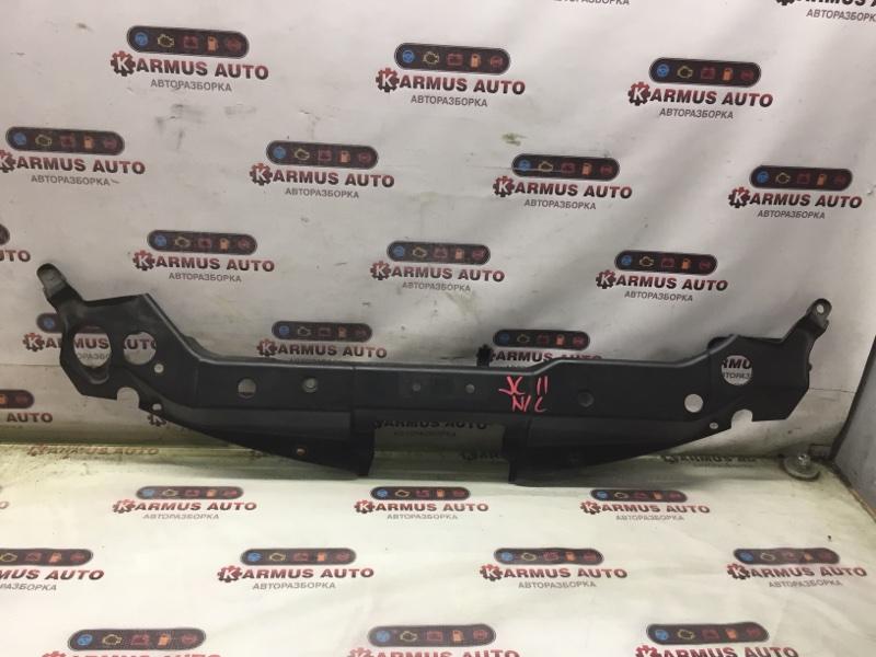 Защита радиатора Nissan Latio SC11 HR15DE верхняя