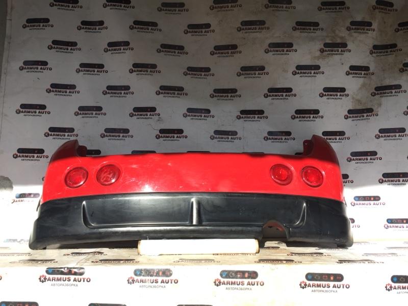 Бампер Chevrolet Cruze HR51S задний
