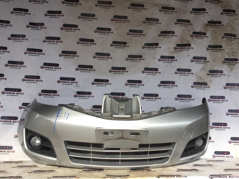 Бампер Nissan Note E11 HR15DE передний