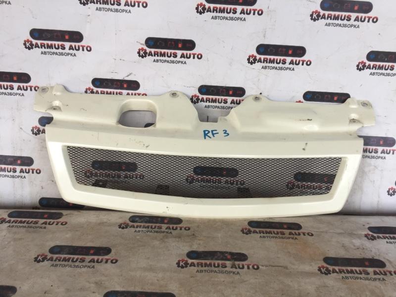 Решетка радиатора Honda Stepwgn RF3 K20A передняя