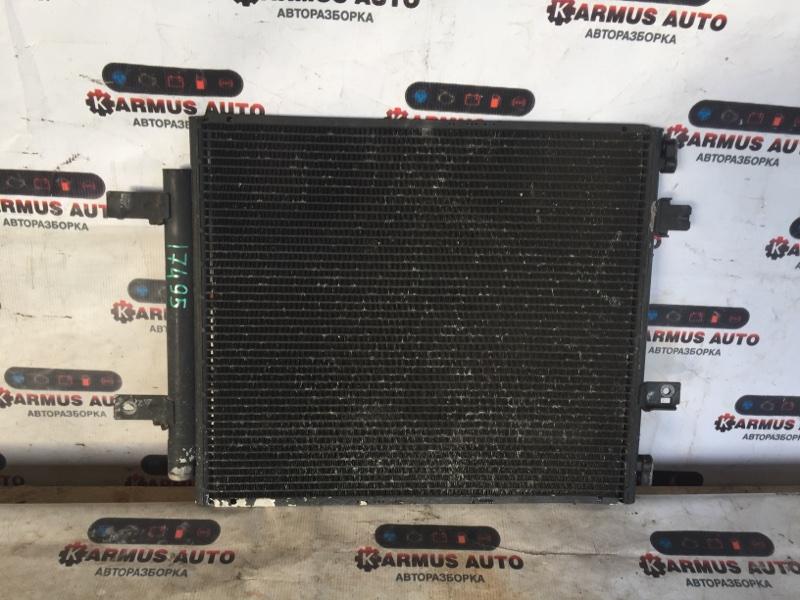 Радиатор кондиционера Jaguar Xj X350