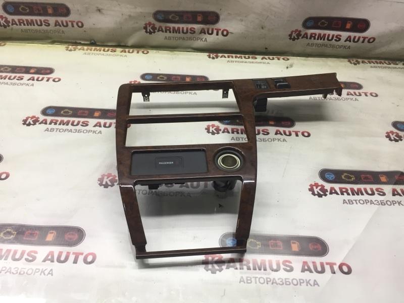 Рамка магнитофона Toyota Chaser GX100 1GFE
