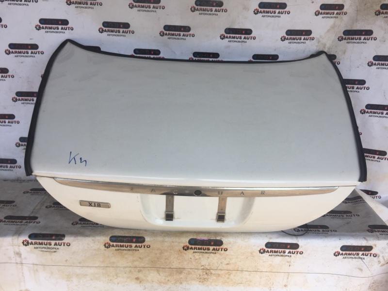 Крышка багажника Jaguar Xj X350