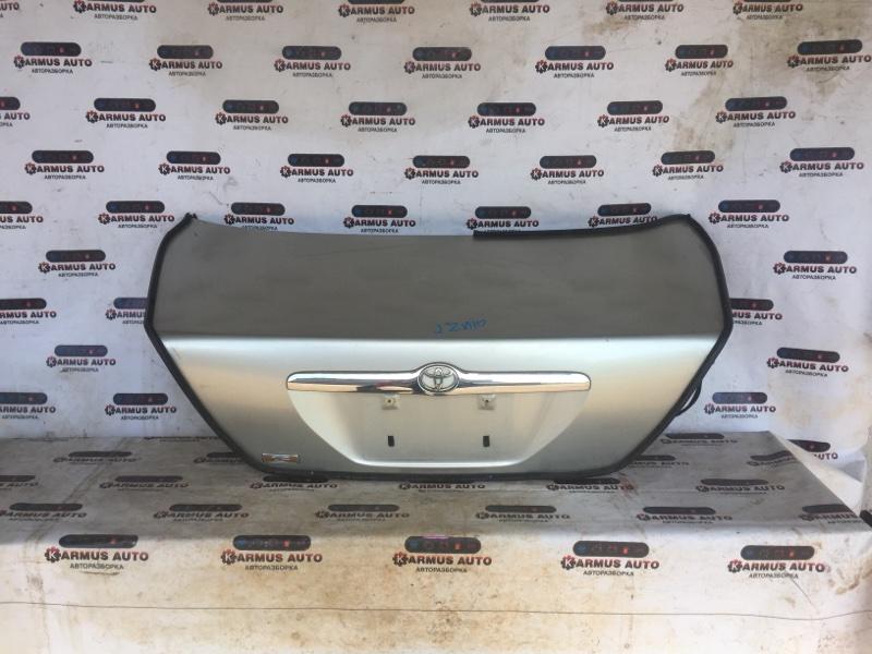 Крышка багажника Toyota Mark Ii Wagon Blit GX110 1GFE