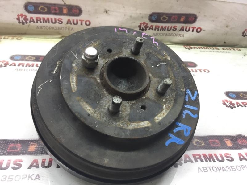 Ступица Nissan Bluebird Sylphy G11 HR15DE задняя правая