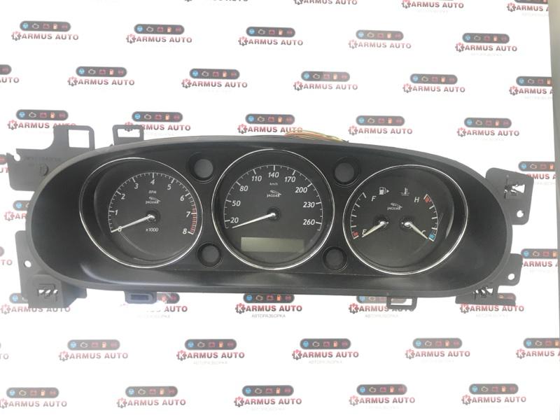 Панель приборов Jaguar Xj X350