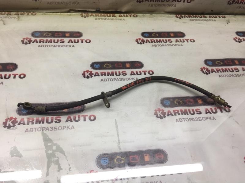 Шланг тормозной Toyota Passo KGC10 1KRFE передний левый