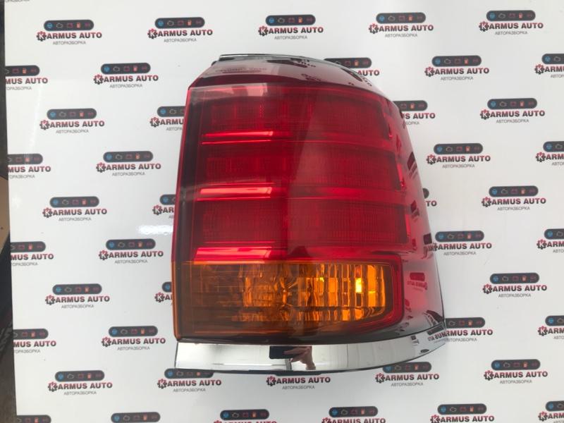 Стоп-сигнал Lexus Lx570 URJ201 правый