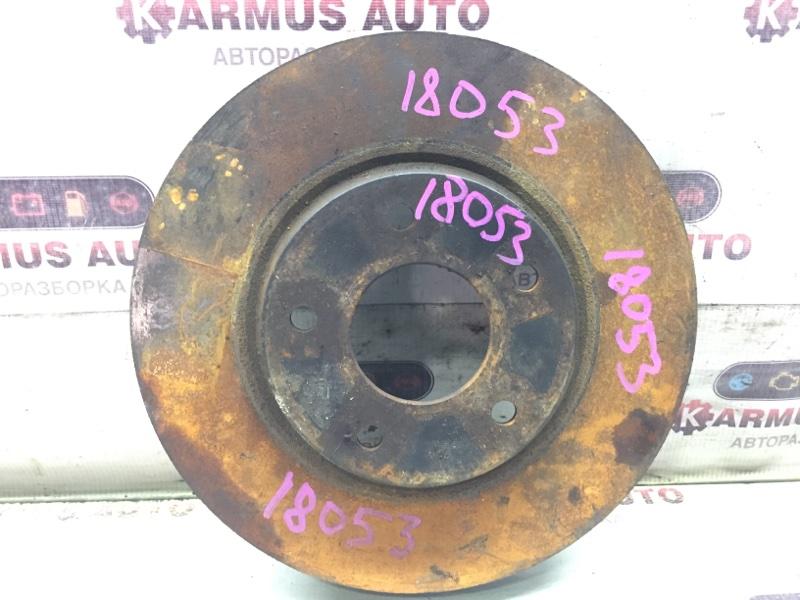 Диск тормозной Nissan Cedric ENY34 RB25DET передний