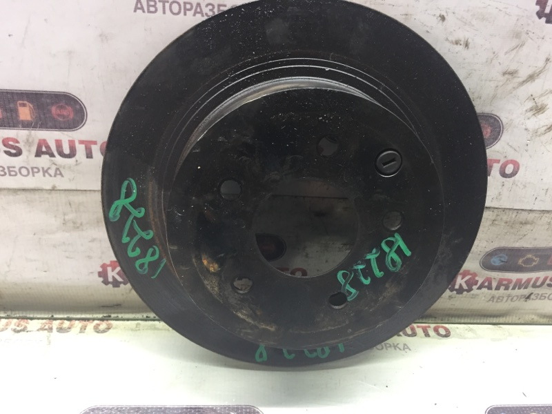 Диск тормозной Nissan Altima CL32 MR20DE задний