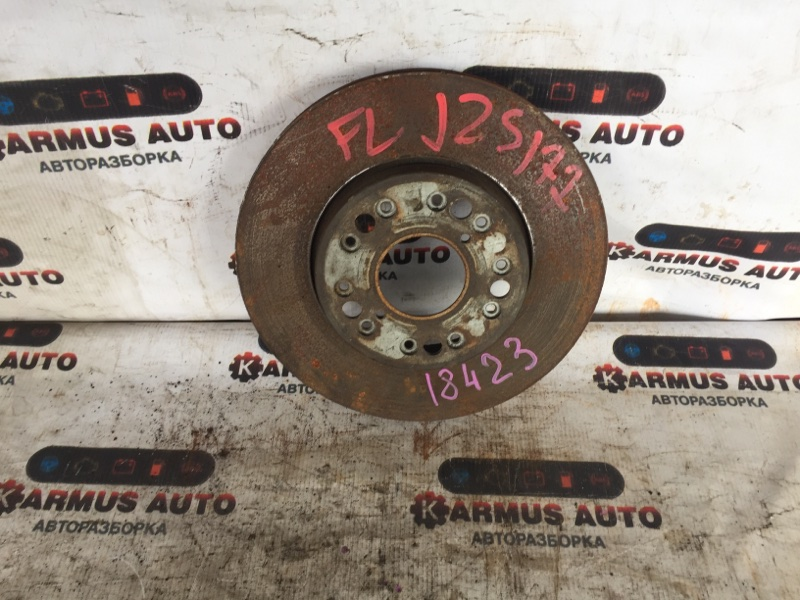 Диск тормозной Toyota Aristo JZS147 1UZFE передний