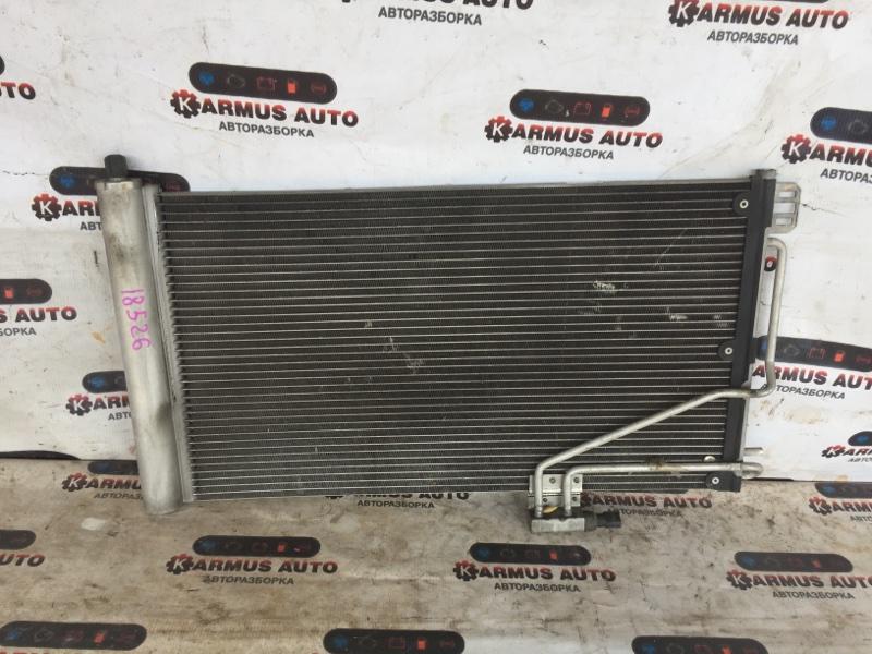 Радиатор кондиционера Mercedes-Benz С200 W203