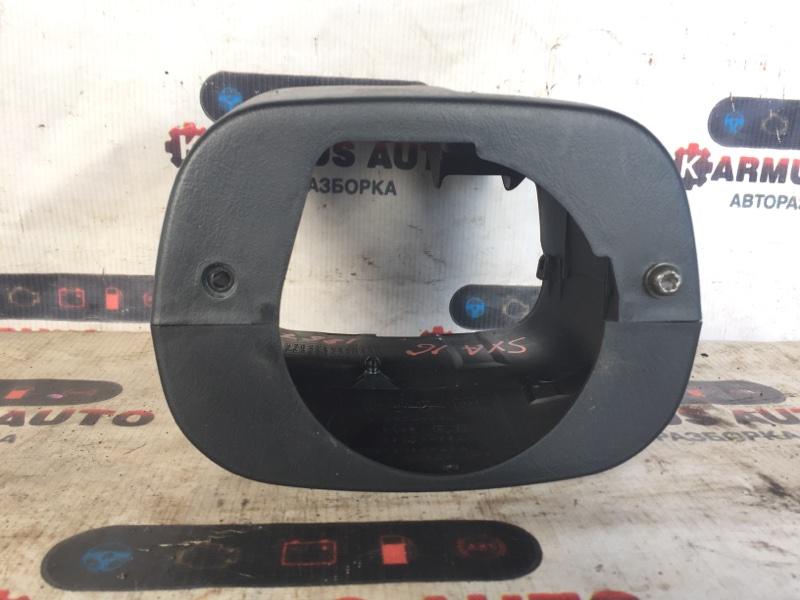 Кожух рулевой колонки Toyota Rav4 SXA10 3SFE