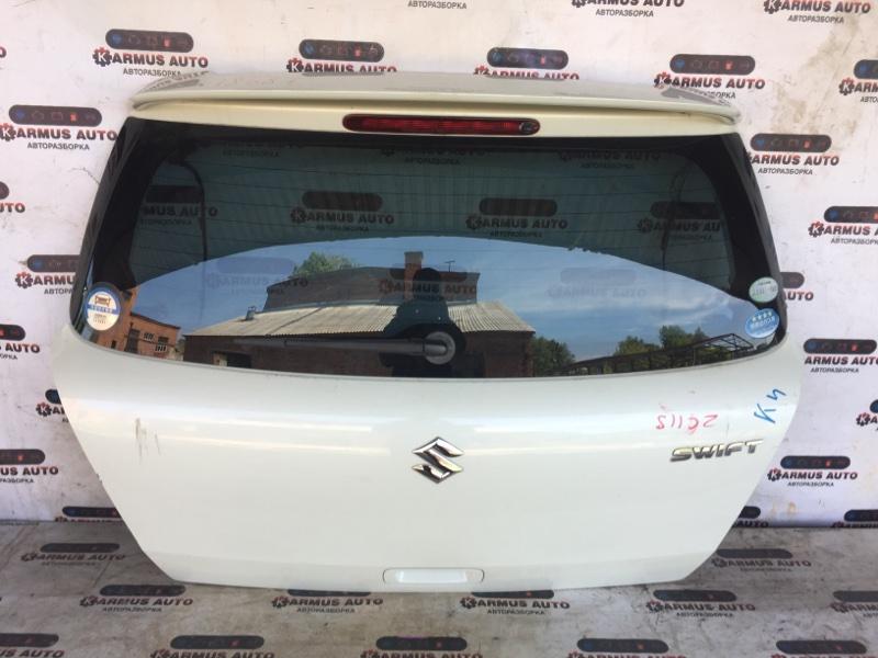 Дверь багажника Suzuki Kei ZC11S D13A