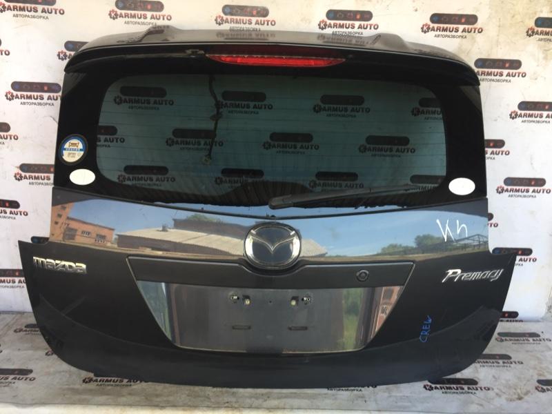 Дверь багажника Mazda Premacy CR3W