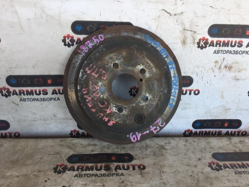 Диск тормозной Subaru Brz ZC6 EJ255 задний