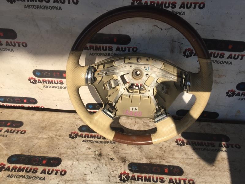 Руль Nissan Fuga PNY50 VQ25DE