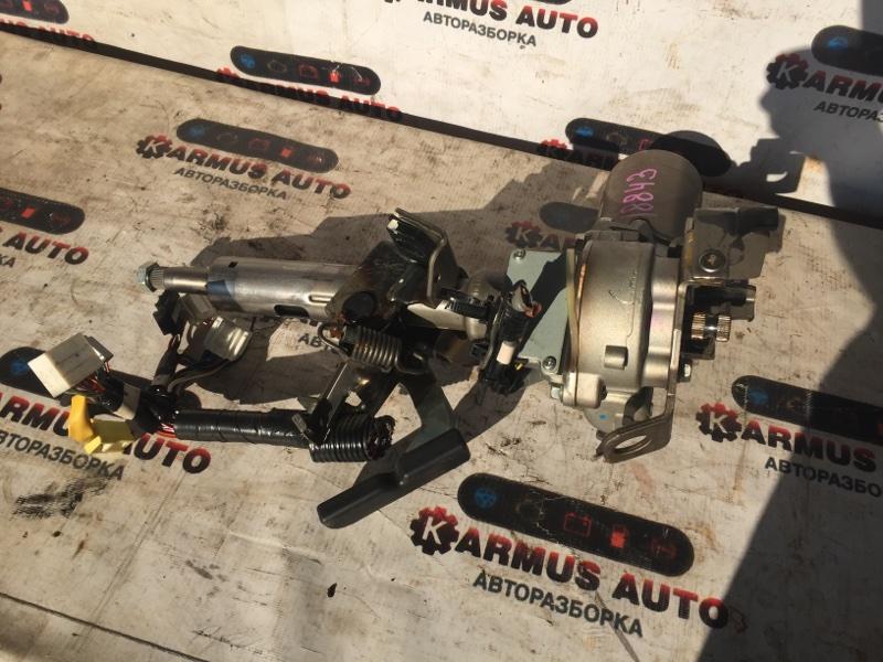 Рулевая колонка Toyota Bb QNC20 3SZVE