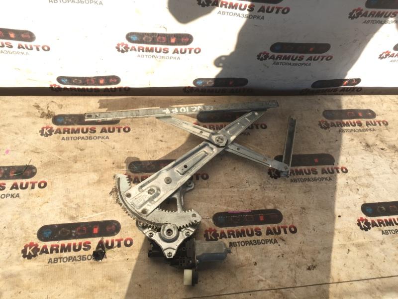 Стеклоподъемный механизм Toyota Passo KGC10 1KRFE передний правый