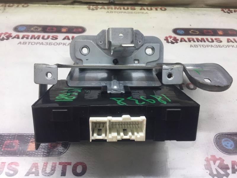 Блок управления двигателем Mazda Premacy CREW