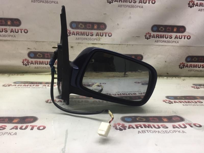 Зеркало заднего вида Toyota Vitz SCP10 правое