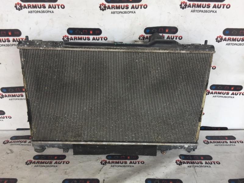 Радиатор основной Toyota Mark X GRX120 2GRFSE