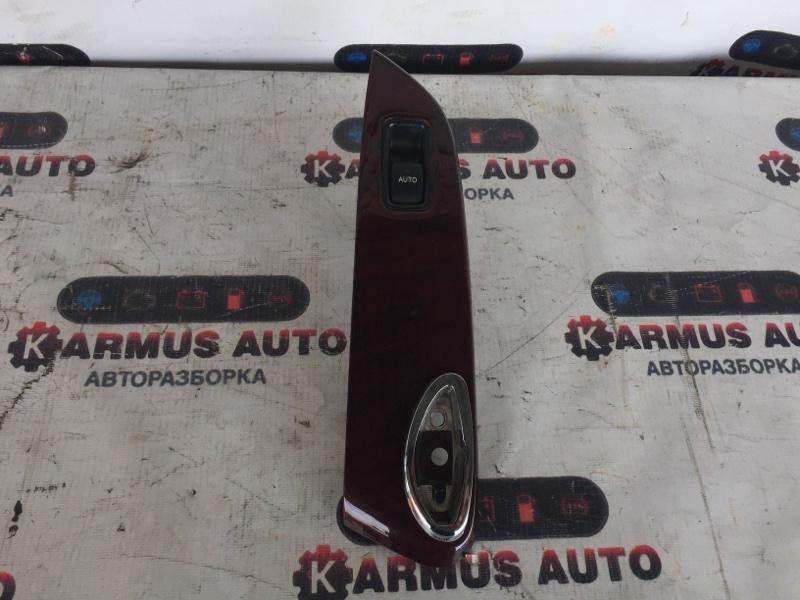 Блок управления стеклоподъемником Toyota Mark X GRX120 3GRFSE задний левый