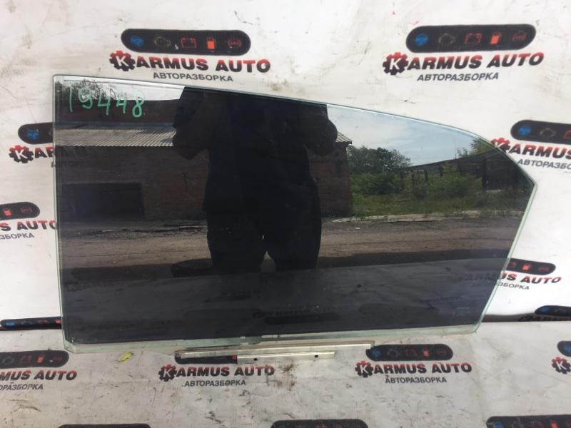 Стекло боковое Toyota Mark X GRX120 3GRFSE заднее левое