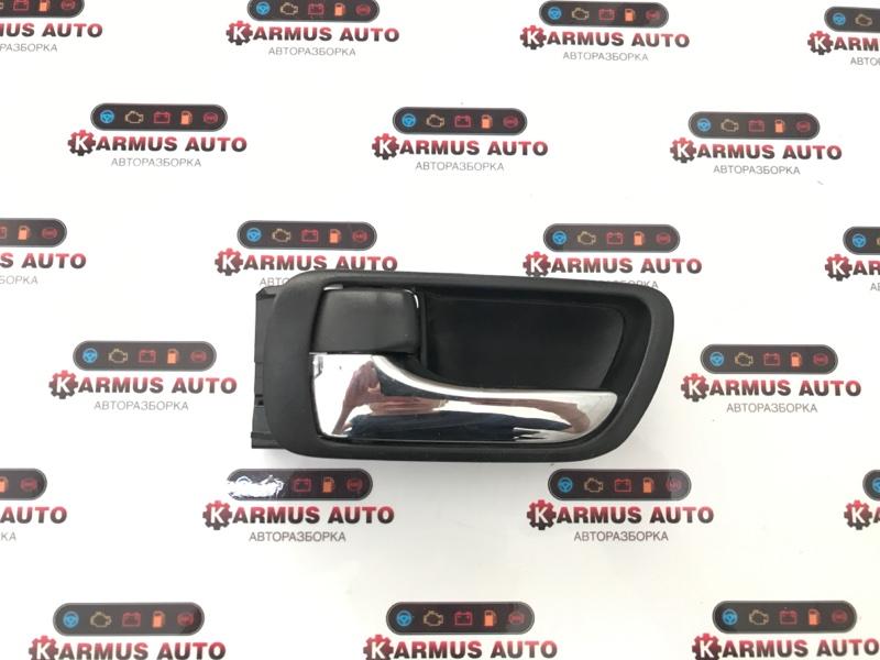 Ручка двери внутренняя Toyota Allion AZT240 1AZFSE левая