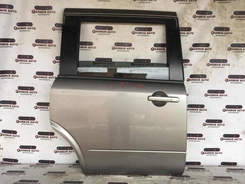 Дверь Nissan Lafesta B30 задняя правая