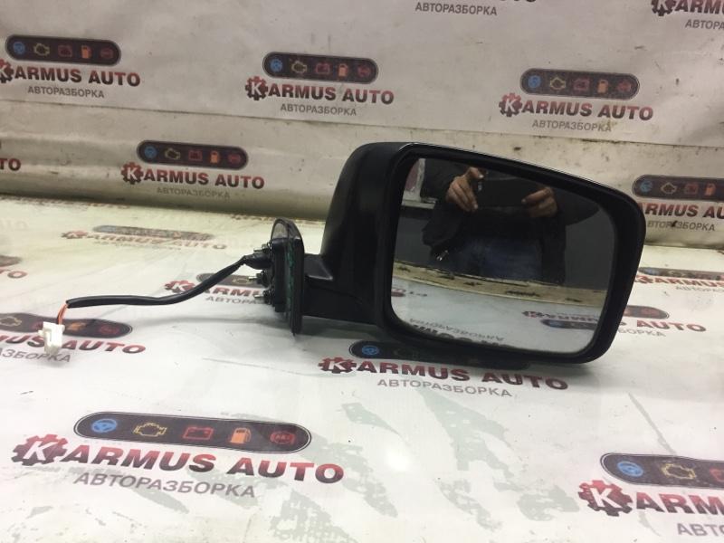 Зеркало заднего вида Nissan Lafesta B30 правое