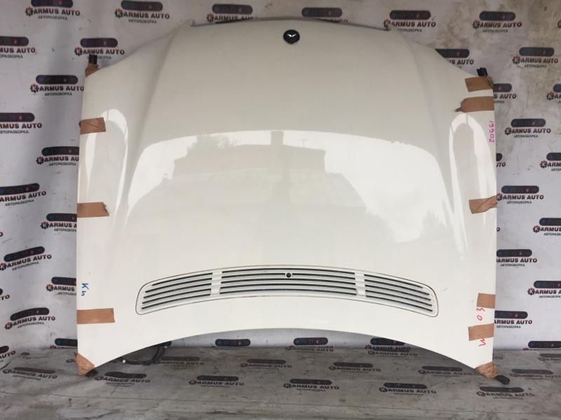 Капот Mercedes-Benz C-Class C200