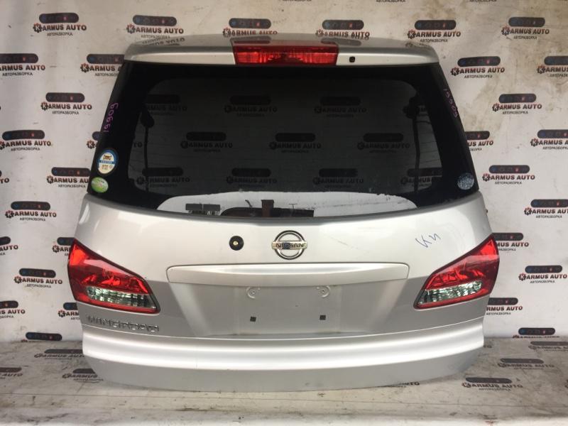 Дверь багажника Nissan Wingroad Y12