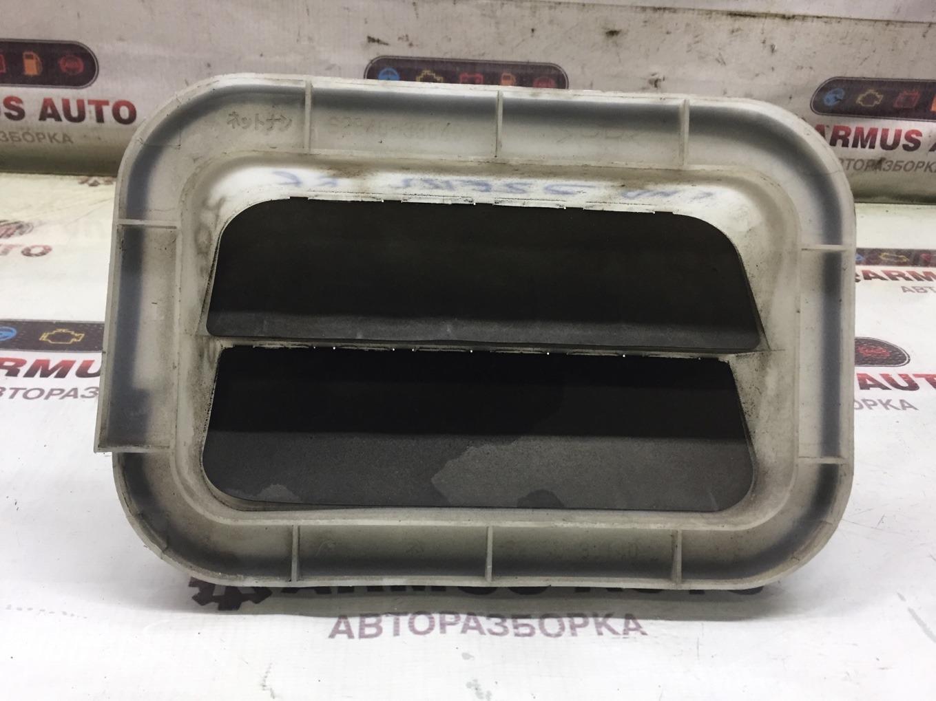 Решетка вентиляционная Toyota Corolla Fielder ZZE122 задняя правая