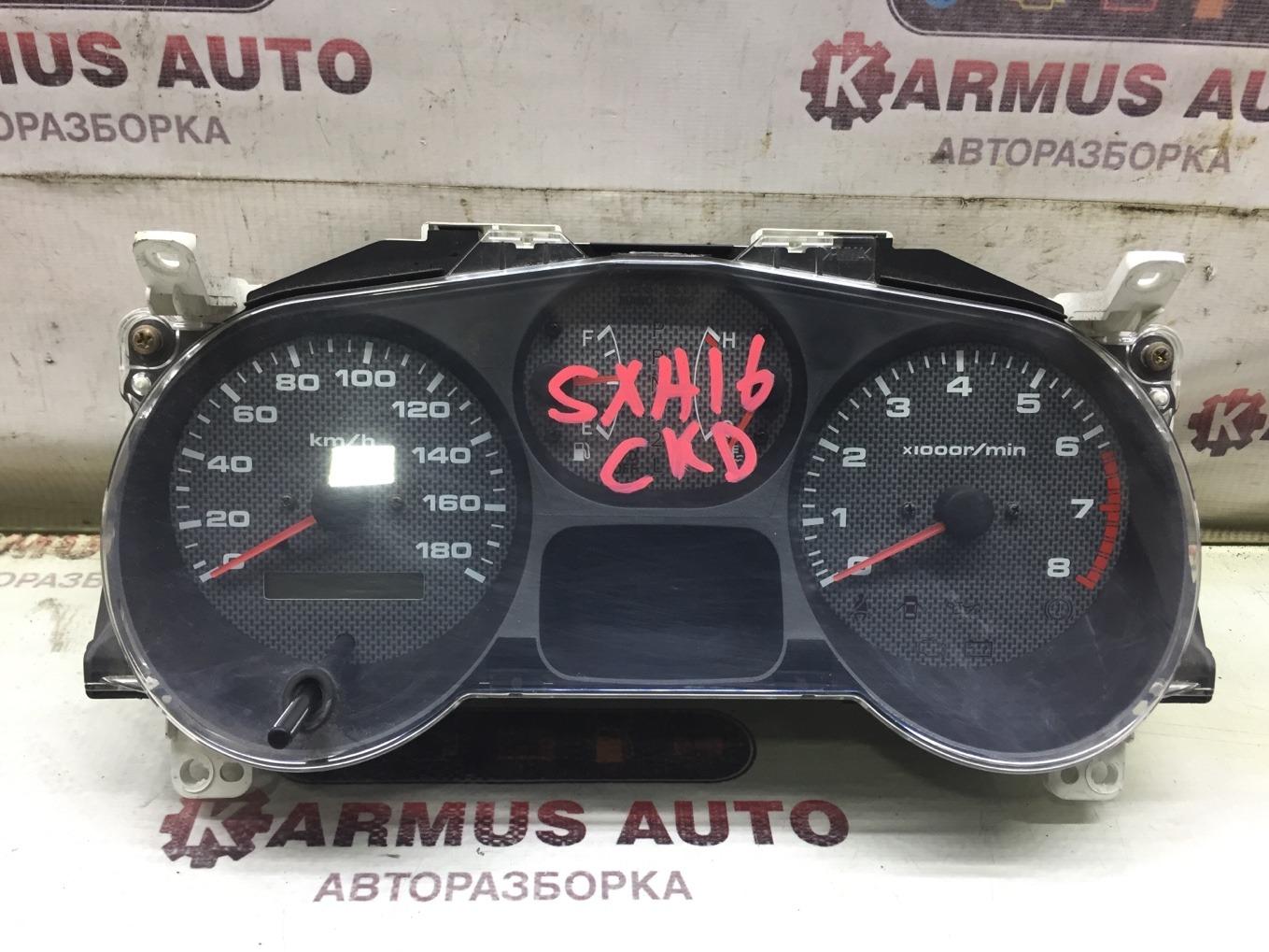 Панель приборов Toyota Rav4 SXA16