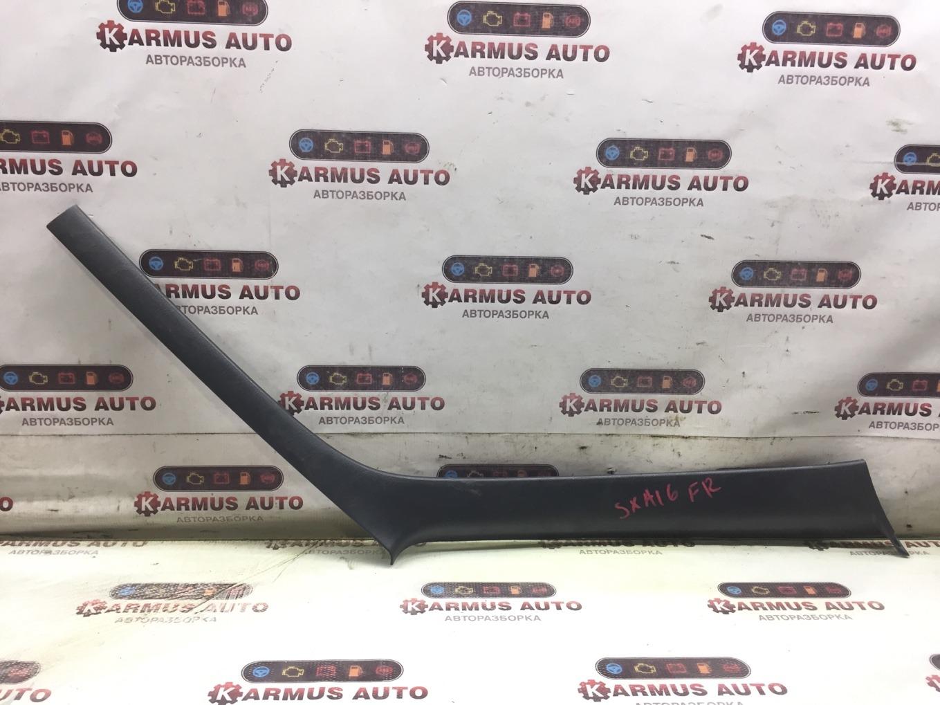 Обшивка стойки Toyota Rav4 SXA16 передняя левая