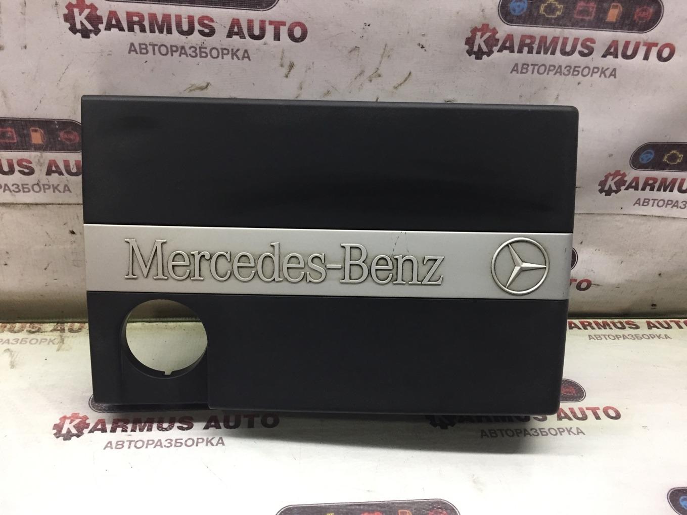 Крышка двигателя Mercedes-Benz С200 W203