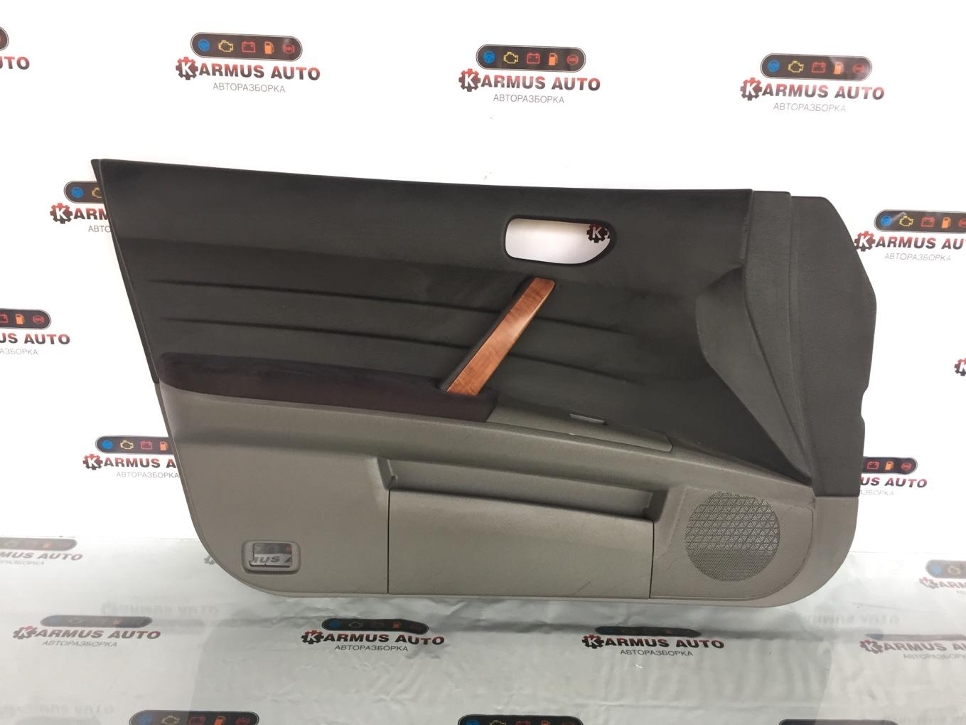 Обшивка двери Nissan Teana J31 передняя левая