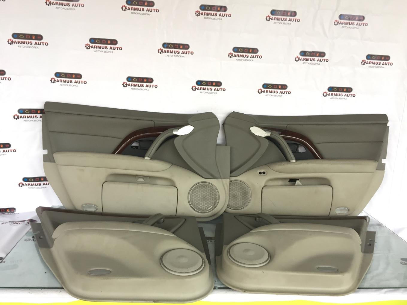 Обшивка двери Honda Legend KB1