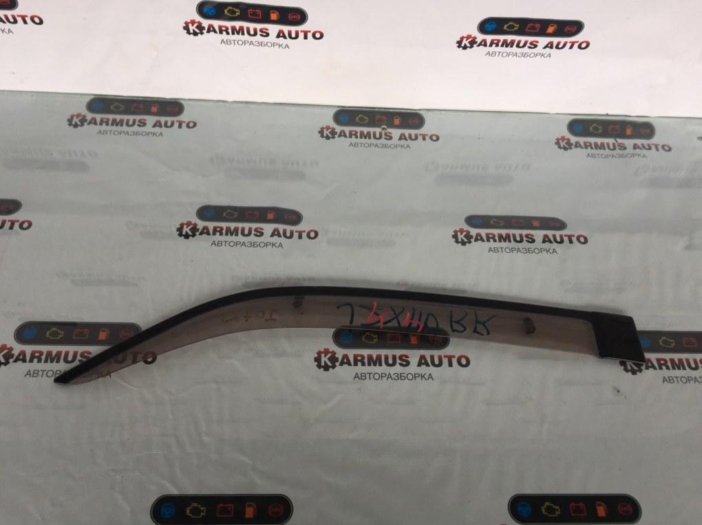 Ветровик Toyota Mark Ii GX110 задний правый