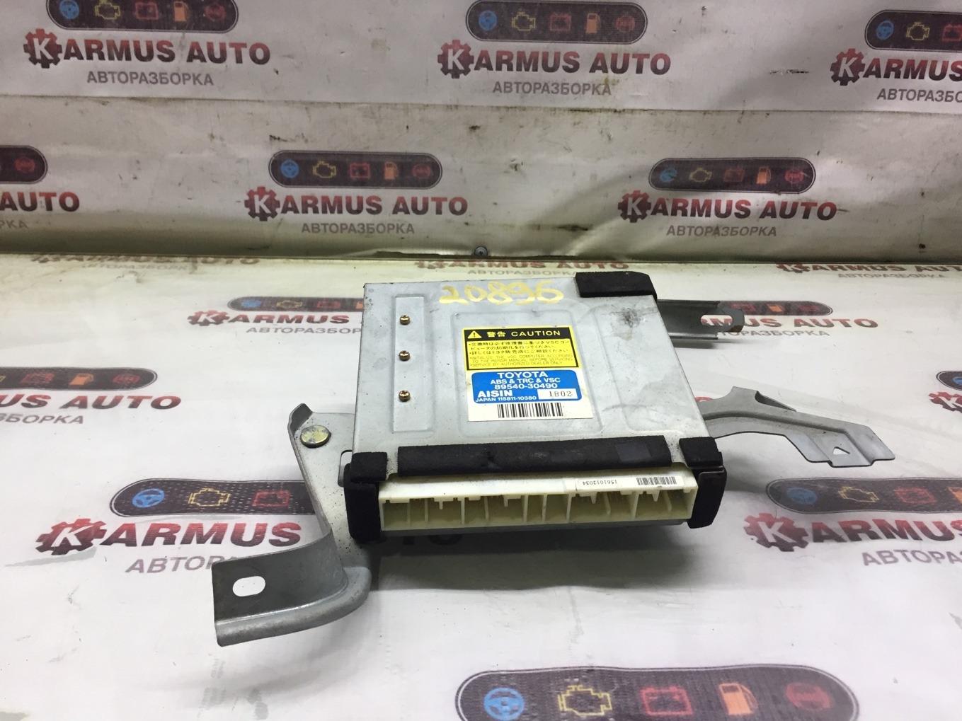 Блок управления abs Toyota Crown Majesta UZS171