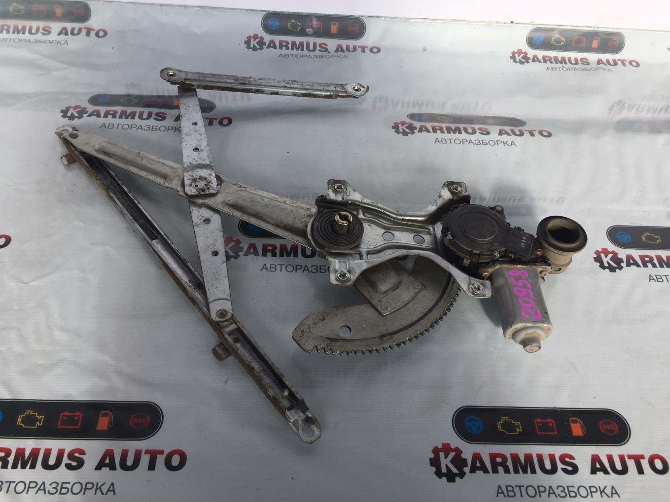 Стеклоподъемный механизм Toyota Ipsum ACM26 задний правый