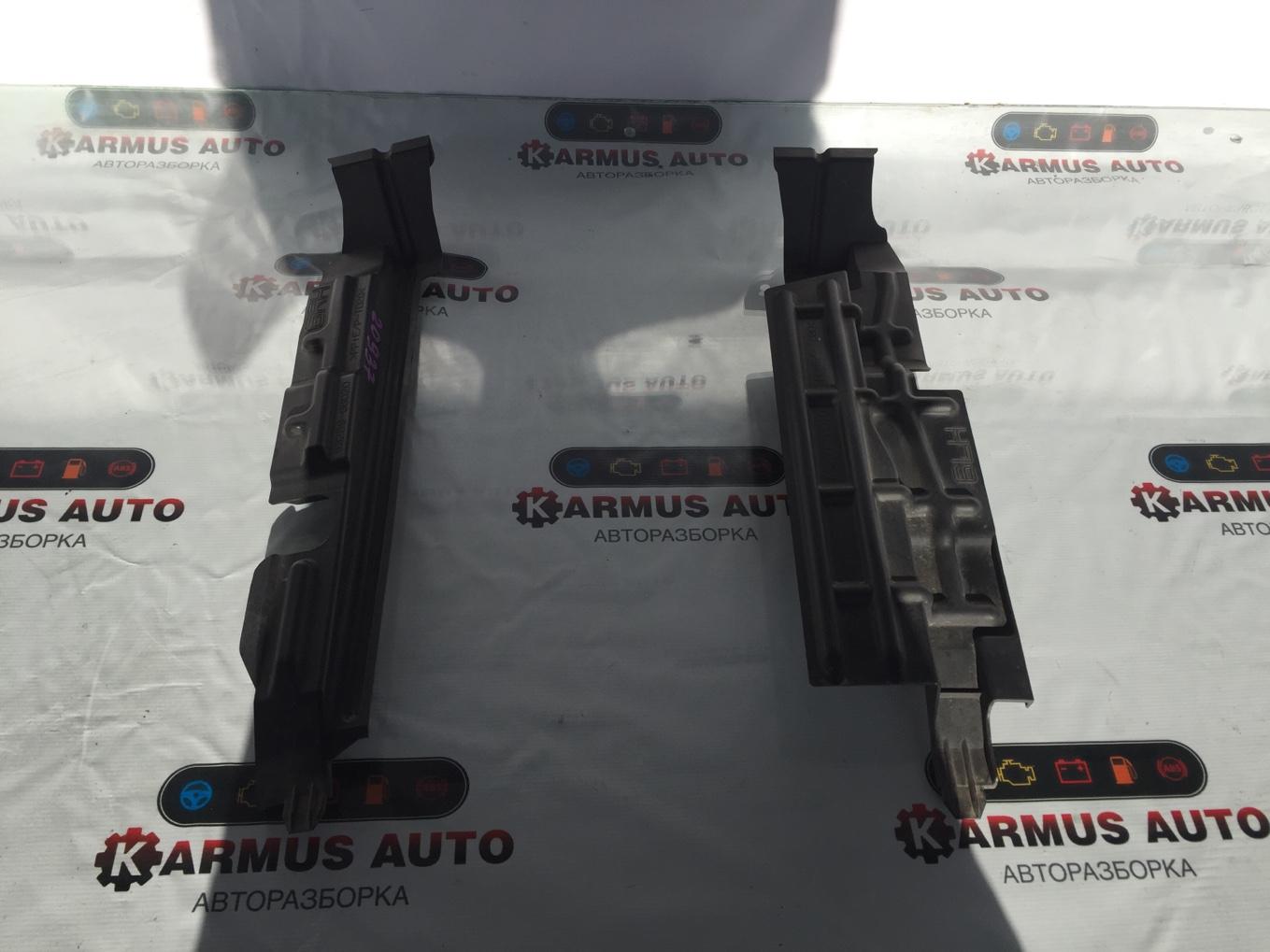Защита радиатора Toyota Wish ZGE20