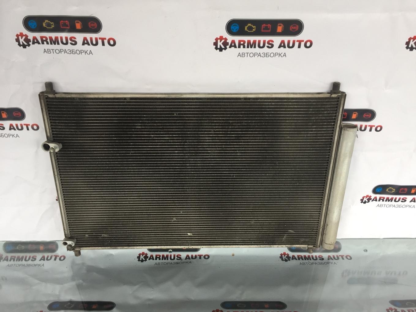 Радиатор кондиционера Toyota Wish ZGE20 2ZRFAE